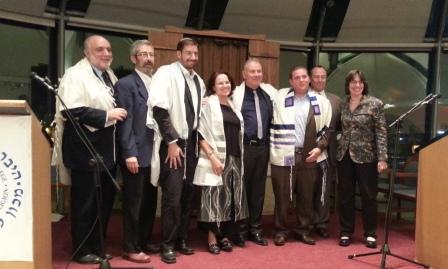 New Rabbis 5774